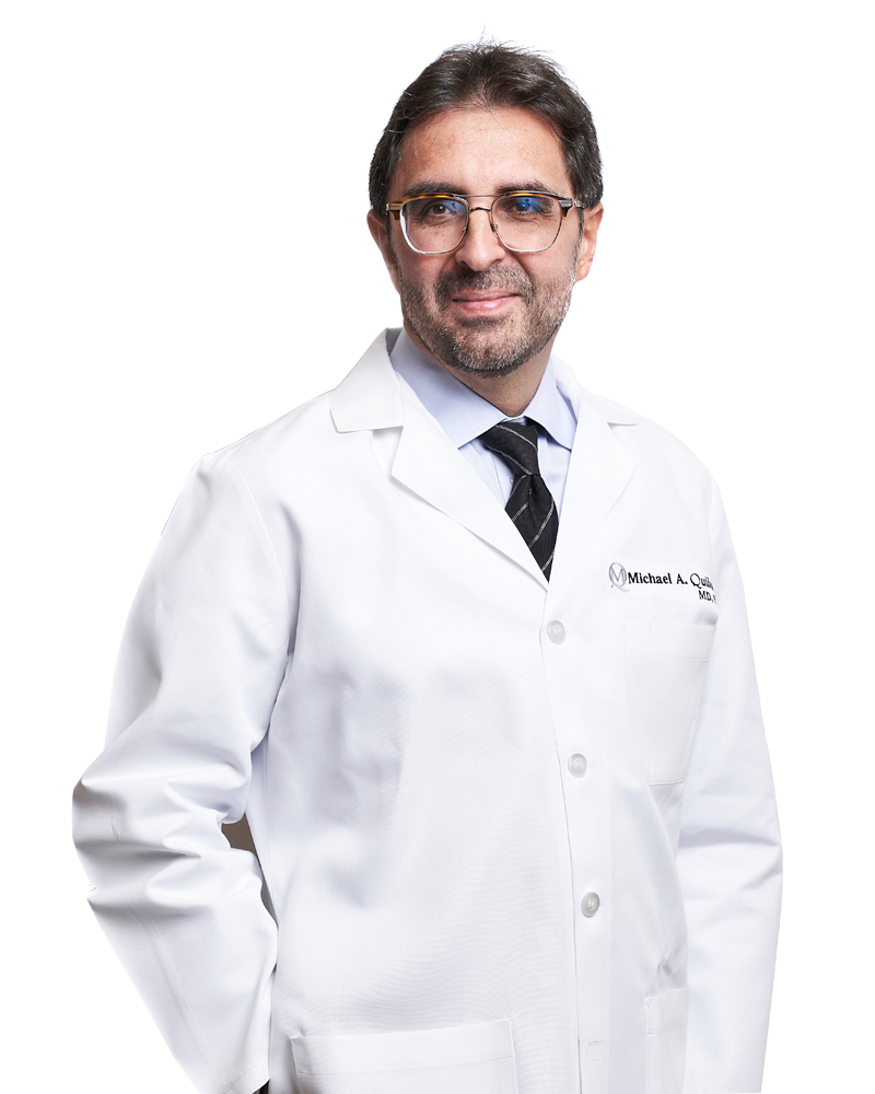 Michael A. Quinones MD - Endocrine surgery specialist